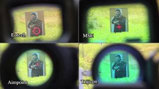 getlinkyoutube.com-Reflex sight comparison