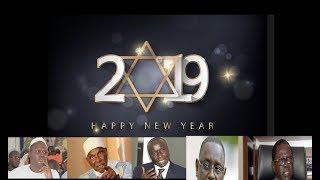 Voeux 2019, Les sénégalais expriment leurs voeux pour 2019