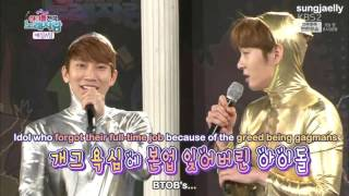 getlinkyoutube.com-[ENG SUB] 150928 National Idol Singing Contest Preliminary - BTOB CUT