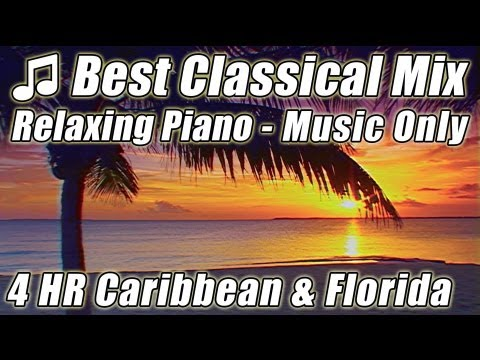 CLASSICAL MUSIC for Studying Reading Best 4 HOUR Piano Study Songs Playlist Instrumental Musica