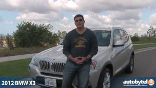 getlinkyoutube.com-2012 BMW X3 SUV Road Test & Car Review