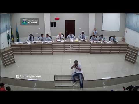 Sessão da Câmara Municipal de Goioerê do dia 10 de abril - Cidade Portal