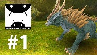getlinkyoutube.com-RPG Toram Online Android GamePlay #1 (1080p)