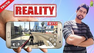 GTA-5 on Android | Complete Details | Can I Run Gta 5 on Android | Real or Fake | Hindi