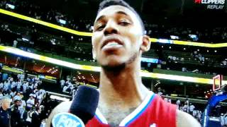 getlinkyoutube.com-Nick Young....Best NBA Interview of the year.....After clipps big win over the grizz game 1