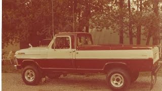 getlinkyoutube.com-Dads First truck, Lost And Found, 1972 Ford