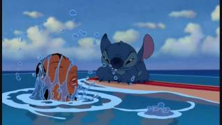 getlinkyoutube.com-Lilo & Stitch - Hawaiian Roller Coaster Ride (lyrics) [HD]