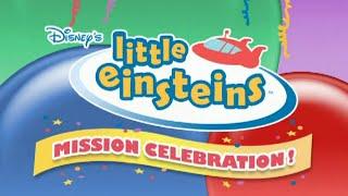 getlinkyoutube.com-Little Einsteins Mission Celebration! Trailer