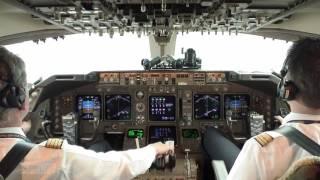 getlinkyoutube.com-Boeing 747-400 take-off from FRA