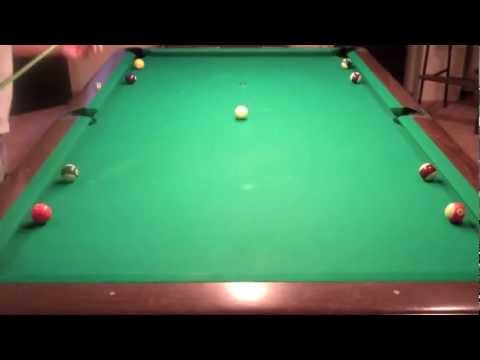 Advanced 8 Ball Drill