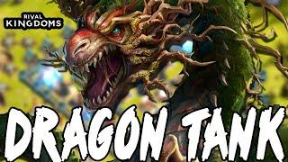 getlinkyoutube.com-★ Rival Kingdoms: Dragon Tanking Attack Strategy