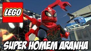 getlinkyoutube.com-Lego Marvel Super Heroes - O Super Homem Aranha
