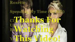getlinkyoutube.com-Roxette - Spending My Time [demo]
