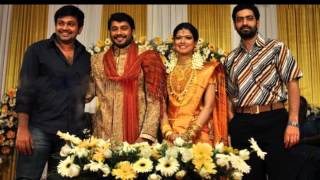 Tamil movie stars at Tamil actor Bala and singer Amrutha wedding -1
