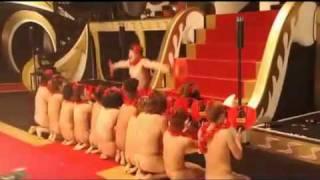 getlinkyoutube.com-The10   Múa quạt khỏa thân của ca sĩ Nhật