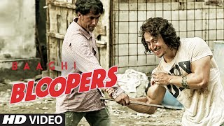 BAAGHI Bloopers| Tiger Shroff, Shraddha Kapoor, Sabbir Khan | T-Series width=