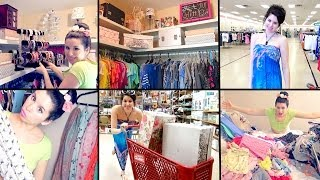 getlinkyoutube.com-How to Clean, Organize & Decorate A Messy Closet! DIY Organization & Come Shopping With Me!