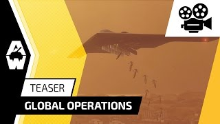 Armored Warfare - Global Ops Trailer