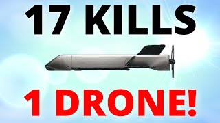 getlinkyoutube.com-17 KILLS 1 DRONE! - Battlefield 4