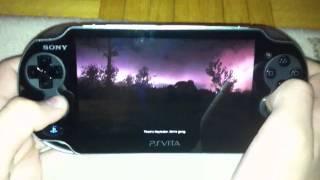 getlinkyoutube.com-SONY PS-VITA  Battlefield 3 !!!!!!! [GAMEPLAY]