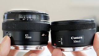 getlinkyoutube.com-Canon 50mm 1.4 vs Canon 50mm 1.8 STM - In Depth Comparison Review