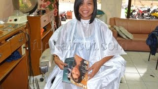 getlinkyoutube.com-Barberette´s barbershop haircut FULL VIDEO