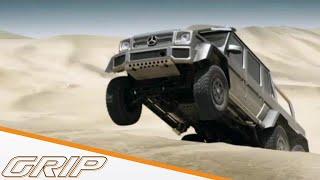 getlinkyoutube.com-Mercedes G63 AMG 6x6 - GRIP - Folge 262 - RTL2