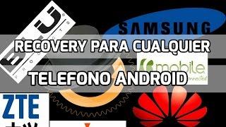 getlinkyoutube.com-Instalar Recovery ClockWorkMod Para Cualquier Android