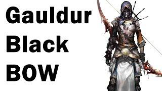 getlinkyoutube.com-Skyrim: How to get the Unique Gauldur Black Bow (Geirmund's Hall Guide)