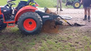 getlinkyoutube.com-Trench It TMT Tractor Mounted Trencher