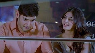 "getlinkyoutube.com-Brahmotsavam Srikanth Addala's SVSC Movie Scenes | Mahesh Babu famous dialogue ""Ori Deeni Eshalu"""