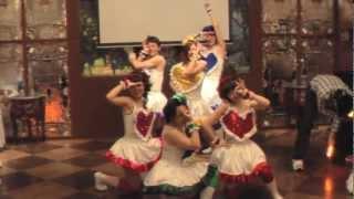 getlinkyoutube.com-【結婚式余興】「行くぜっ!怪盗少女」を踊ってみた【ももクロ】