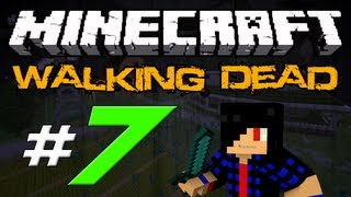 Minecraft: The Walking Dead Survival! Episode 7 - Destruction