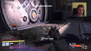 Destiny PvP: 45-2 (22.5 kd) Thorn/Sniper/CM on Firebase Delphi, Control