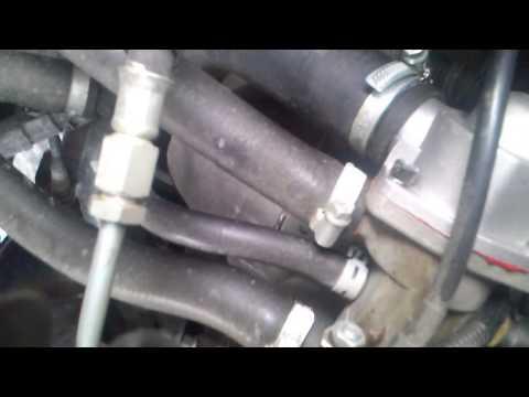 ПРИОРА- Стук поршневой- 126-й двиг.
