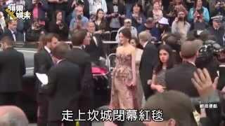 getlinkyoutube.com-舒淇坎城紅毯華人最強  強國女星沒事愛插花--蘋果日報20150526