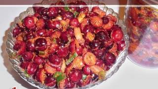 Cranberry Relish ..