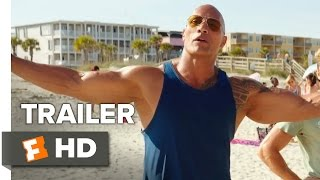 getlinkyoutube.com-Baywatch Official Trailer - Teaser (2017) - Dwayne Johnson Movie