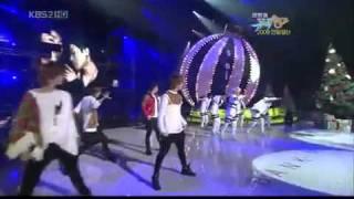 getlinkyoutube.com-MBLAQ and B2ST - Dance Diary