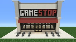 getlinkyoutube.com-Minecraft Tutorial: How To Make A GameStop
