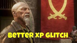 getlinkyoutube.com-Modern Warfare Remastered - Unlimited XP! - Better Method (MWR Split Screen Cage Match Glitch)
