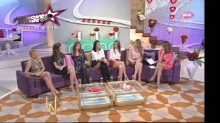 getlinkyoutube.com-Nikolija, Goca, Mirka, Snezana, Marijana i Rada - Magazin in - (TV Pink 2015)