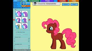 getlinkyoutube.com-#1 making ponies-the mane six.