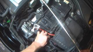 getlinkyoutube.com-VW A5G: DSG flush & filter change