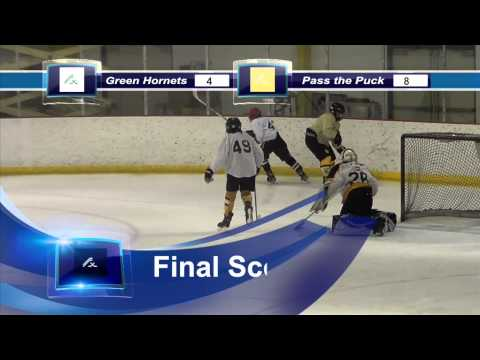 Quest Hockey 4 on 4 Jagr Division: Highlights 7/19/2014-7/20/2014