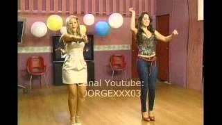 getlinkyoutube.com-ALEXANDRA GONZALEZ Y MARLENE CONTRERAS TEIBOLEANDO SEXY BAILE