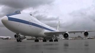 getlinkyoutube.com-Boeing E-4B DoomsDay (National Airborne Operations Center) in Israel