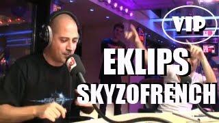 Eklips - Skyzofrench rap 3: Youssoupha et Sinik