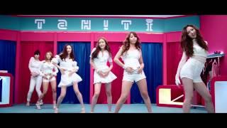 getlinkyoutube.com-타히티(TAHITI) - Tonight M/V PC ver. 신인걸그룹 타히티 투나잇 뮤직비디오 공개