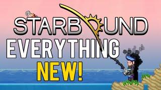 getlinkyoutube.com-Everything New in Starbound Update 1.1